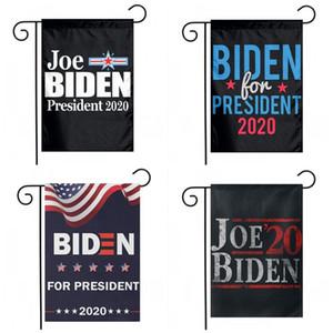 D2 8oy 2020 Joe Biden Genel Seçim Bayrağı İçin Başkan Bahçe Bayraklar Çift Yüzlü Banner Multicolour Karakter Baskı 3