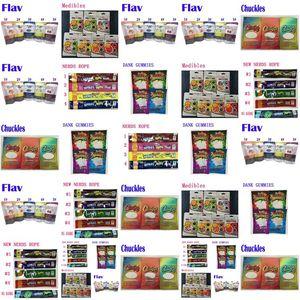 Hot Sale Dank Gummies Mylar Bag Edibles Bags Packaging 500Mg Empty Edibles Bears Cubes Gummy Bags Vape Gear Case Cigarette Cases Uk mmj2010