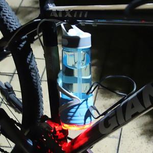 Multifonctionnel Vélo Accessoires Vélo Cyclisme eau pour vélo Smart Wireless BT Audio Haut-parleur Appel vélo Bouteille Sport Bouteille d'eau QILr #