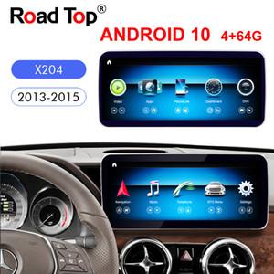 "10.25"" Qualcomm Android 10 for Benz GLK Class X204 2013-2015 Car Radio GPS Navigation Bluetooth WiFi Head Unit Screen"