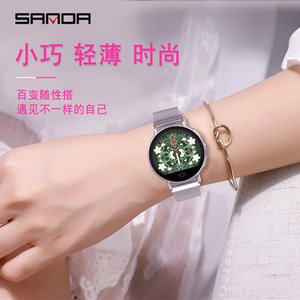 High-End New Business Color Smart Bracelet Monitoring Multi-Sports Health Message Call Reminder Multi-Function