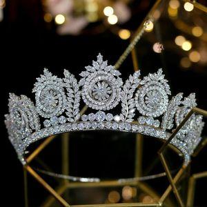 2019 new European wedding hair accessories bride crown wedding dress accessories T200110