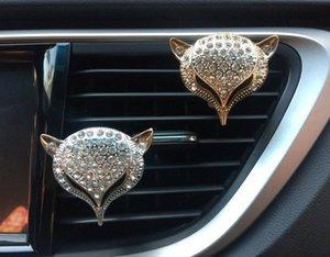 Araba Oda Parfümü Diamond Head Araba Outlet Parfüm Klip Oto Parfüm Vent Çıkışı Klip Difüzör XCZ608 19Hw #