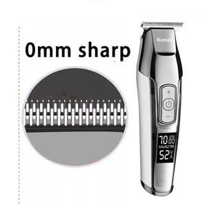 Melhor de cabelo e máquina Beard Trimmer careca Lâmina Trimmer Concluir corte de cabelo cabelo 0 milímetros Kemei Professional T 1949 comecase FWxKa