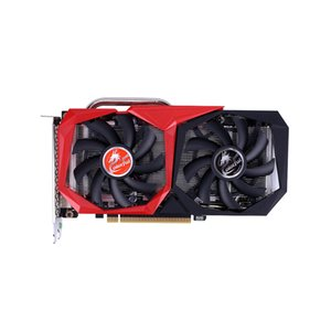 Красочные GeForce GTX 1660 SUPER NB 6G Графическая карта 1785 МГц GDDR6 6GB B192Bit Тепловыделение Gaming GPU