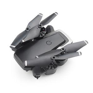 AHOHA RC QuadCopter teledirigido Cámara Drone Con HD cámara FPV WIFI 720P / 1080P plegable mini juguetes del helicóptero Altitud Hold