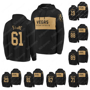 Vegas Golden Knights Пуловер Black Classics Hoodie Mark Coney Marc-Andre Fleury Ryan Reaves Revie William Karlsson Max Pasioretty William Carrier