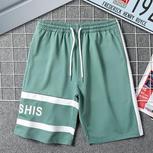 esterno usura 2020 sport di tendenza sciolti degli uomini Shorts Beach ritagliata nove nove Coat caviglia pantaloni pantaloni corti degli uomini casuali sottili di