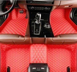 3D Luxury Custom Car Floor Panamera New Energy 2017~2018 Floor Mat Car Mats Non toxic and inodorous