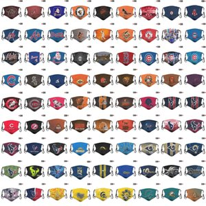 и все звезды DHL мужчины бейсбол женщины хлопка маски команда футбольной команды Маска баскетбол маска РМ2,5 маска