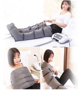 Elétrica Air Compression presoterapia Massageador pé cintura perna, braço máquinas massagem linfática massageador pressão de ar