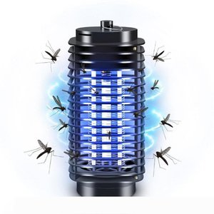 Electronics Mosquito Killer Electric Bug Zapper Lamp Anti Mosquito Repeller EU & US Plug Electronic Mosquito Trap Lamp 110V 220V