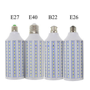 Super Bright Led Corn Light 40W 50W 60W 80W Led Bulbs E27 E40 SMD 5730 Led Corn Lights 360 Angle AC 110-240V