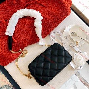 xshfbcl 2020 Fashion personality women chain shoulder bag progettista hot sale ladies handbag shopping shoulder bag business OL bags purse W