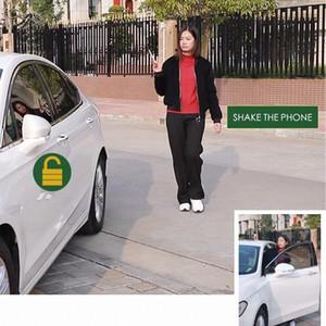 Sistema de alarma inteligente PKE llave del coche con Start Stop remoto Push Button pasiva sin llave PVLx #