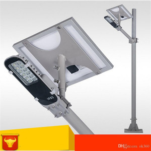 24 LED Solar Integrated Street Lights Outdoor Garden Path Wall Spotlights Solar Powered Panel LED Emergency Lights with Remote Control