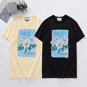 Men's T-Shirt Costumes European and American World's High Quality Prints Are Perfect For The Head Where Medusa Label Tee Shirt