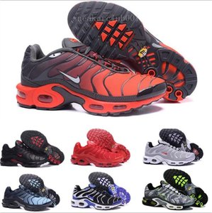 2020 TN Plus Discount for Classic Tn Women Sneakers Black Red White Sports Trainer Women Breathable Surface Casual Shoes 36-46 RW621