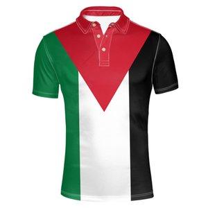 Öğrenci Gömlek Erkek Gençlik Adı Ücretsiz Özel Yapılan Boy Country Fotoğraf Logosu Bayrağı Polo Küba Ulus Numarası Filistin Kıyafetleri Waafle