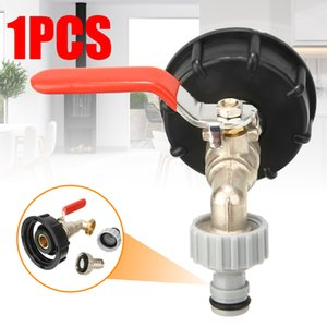 """IBC Tank Adapter S60X6 To Brass Tap 1 2"""" Replacement Valve Fitting Parts For Home Garden Water Connectors"""
