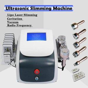 2020 New Lipo Laser slimming Ultrasonic Cavitation machine radio frequency skin tightening weight loss machines ultrasound body shaping