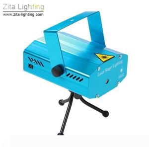 Zita Iluminação 150WM lasers Mini Verde Vermelho Movendo Laser Dance Party Iluminação Cénica DJ Party Privado Equipamentos Twinkle flash LED tripé