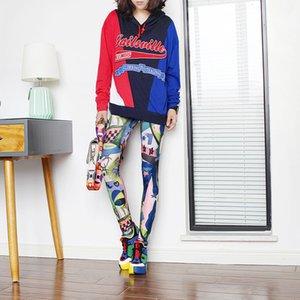 Moda Tozluklar Seksi Casual yüksek Elastik Ve Renkli Pantolon Pantolon Womans Tozluklar Drop Shipping İyi Kalite