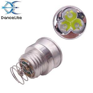 1PC 3800Lm 3 * XM-L2 U3 LED 전등 드롭 헤드 모듈 용 드롭 원래 TrustFire TR-3T6 / TR-3L2 (2 / 3x18650)