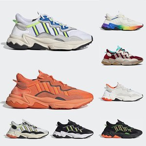 Adidas shoes Mens Running Shoes Triple Negro Blanco Mediano Oliva Borgoña Crush Hombres Mujeres Deportes Zapatillas 40-45 Envío gratis