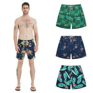 Shorts Casual Holiday 3D Beach Shorts Summer Men's Swimming Trunks Quick-Dry Shorts Fashion Pants