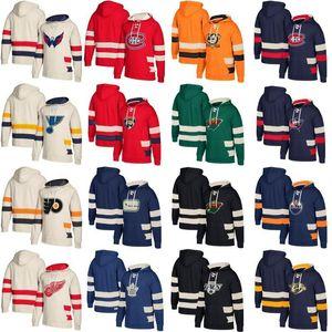 Eishockey Hoodies Washington Capitals Montreal Canadiens Vancouver Canucks Columbus Blue Jackets Minnesota Wild St. Louis Blues Individuelle Trikots