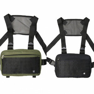 Alyx Tactical Chest Rig Bag Backpacks Streetwear Waist Hanging Dead Fly Bags Outdoor Military Style Backpack Horizontal Canvas 25 9hd B2