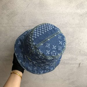 Открытый ковбой Ковш шапки для мужчин женщин Summer Sun этикет Fisherman Cap Кемпинг Охота Вводного боб Bucket Hat Рыбалка Caps