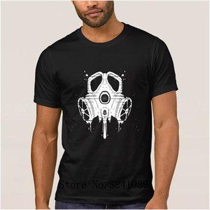 Anlarach Designs Newest mask face t shirt for men summer Famous Breaking Bad Heisenberg t-shirt man Formal tshirt large