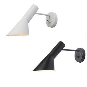 Modern Creative Art Arne Jacobsen LED Living Room Dining Room Wall Lamp UP   DOWN Light Fixture Poulsen WA106