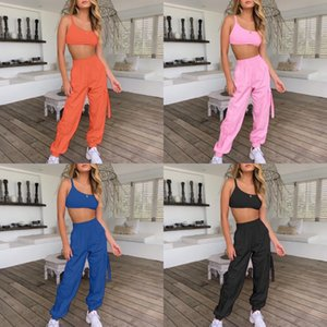Fashion Women Suit Single Breasted Slim Pant Suits Notched Blazer Jacket And Pencil Pant Lady 2 Piece Set#292