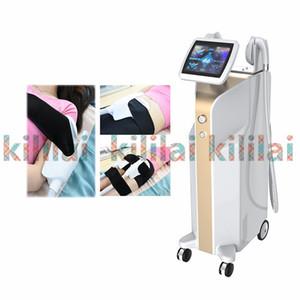NEW EMS High Intensity Focused Elektromagnetische Therapie-Maschine Muskelstimulator Elektro HALLO-EMT Körper schlank Fettverbrennung Ausrüstung