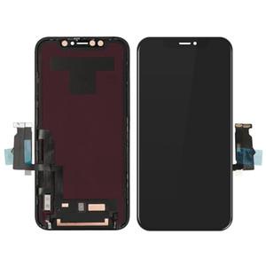 iPhone X XS XR XS MAX LCD Ekran Dokunmatik Ekran Sayısallaştırıcı Meclisi OEM Yedek TFT İçin AMOLED Ekran% 100 iPhone X ÜCRETSİZ DHL için test edilmiştir