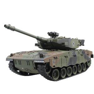 RC Panzer Israel Merkava Tactical Vehicle Kampfmilitärkampfpanzer Modell Ton Recoil Elektronik Hobby Spielzeug T200721