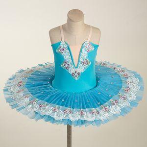 Flowers professional ballet tutu for girls kids classical ballet tutu adult costume women ballerina