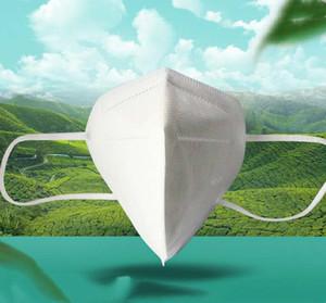 설계는 KN 마스크 공장 공급을 고효율 안면 마스크 호흡기 핫 SA 호흡 필터 5 층 디자이너 안면 마스크 팩 10 인