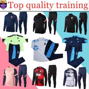 2020 2021 Marseille Männer L.GUSTAVO PAYET Fußballjacke Trainingsanzug 2019 2020 Paris Fußball TRACKSUIT S-XXL
