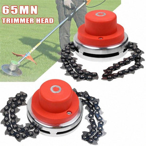 65Mn Universal Lawn Mower Chain Trimmer Head Chain Brushcutter for Trimmer Garden Grass Brush Cutter Tools Spare Parts woYP#