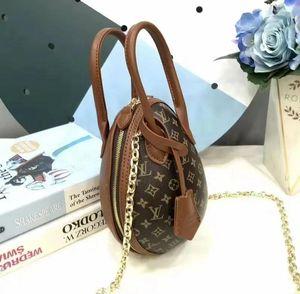 High quality bag New Design chain shoulder bag women egg Handbags Designers Classic lady Handbags Purses Crossbody Women messenger bag