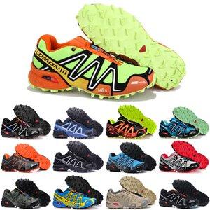 2020 Speedcross 4 IV CS Trail Running Shoes Mens Women Purple Pink Speed Cross Outdoor Hiking Athletic Sports Sneakers 36-46 li