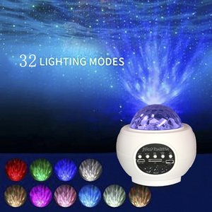 Geramny Bluetooth Sky Projection Lamp LED Light Fixture DC5V USB Wire Making Romantic Scene Lighting with Remote Controller Speaker China