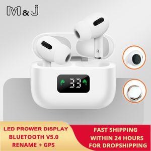I58 الأصلي جديد برو 3 TWS سماعات لاسلكية سماعات بلوتوث LED العرض سماعة الذكية التي تعمل باللمس سماعات الأذن لجميع الهواتف الذكية