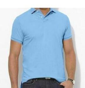 Hombre Polos Pequeño Caballo Cocodrilo Bordado Ropa Hombres Tela Letra Polo Camiseta Cuello Casual Camiseta Camiseta Tops Tops TTTT