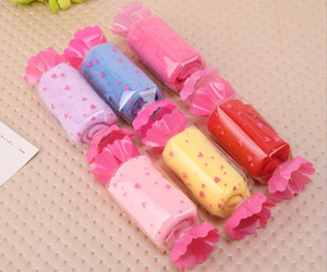 2020 hot sale Creative gifts Wedding gift Children's birthday gift Cake towel Candy modeling