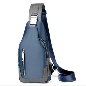 Hot Sale Men and Women Fashion Sling Bag Cross Body PU Messenger Bags Wallet Outdoor Waist Bags Pack Crossbody Bag Sling Bag 2021 HOT